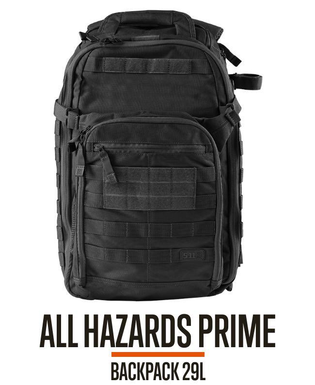 All Hazards Prime