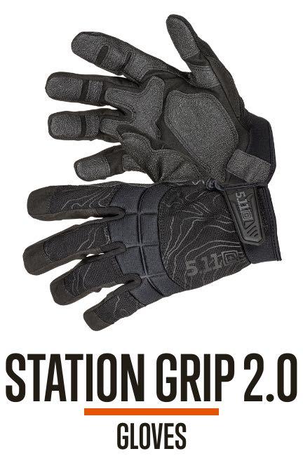 Station Grip 2.0 Gloves