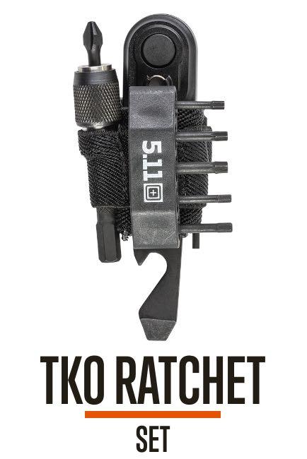 TKO Ratchet Set
