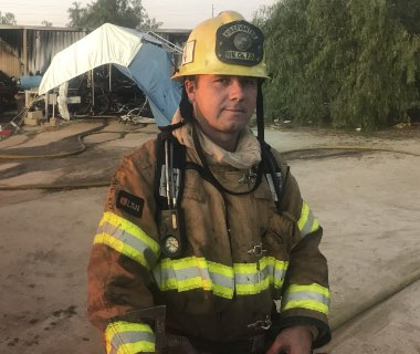 One Off-Duty Firefighter Became a First Responder During Las Vegas Shooting